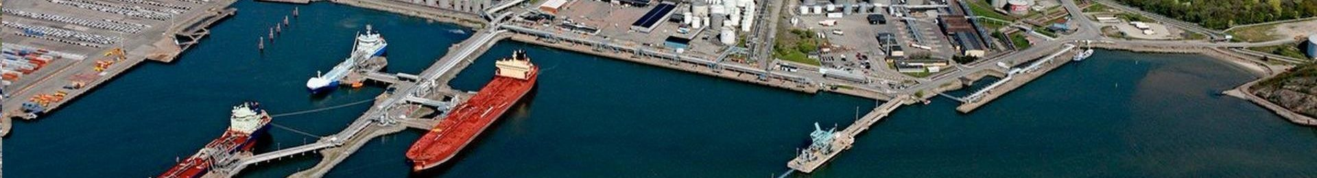 LNG project broadview energy solutions supply swedegas